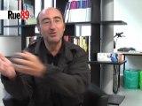 Entretien avec Eric Halphen, romancier(1)