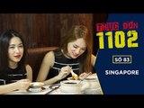 THỰC ĐƠN 1102 - SỐ 83 | Hương Giang Idol - Hòa Minzy | Fullshow [ Ẩm Thực ]