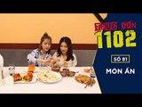 THỰC ĐƠN 1102 - SỐ 81 | MÓN ẤN | Hòa Minzy & Duy Khánh | Fullshow [ Ẩm Thực ]