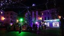 Hautes-Alpes : À Embrun, Noël est déjà présent dans les rues et les coeurs