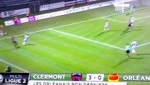 Video but Clermont Vs Orleans 3-0 Ligue 2  résumé Tous les buts  16-12-2016 (HD)