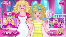 Barbie Hair Salon - Barbie Games for Girls - Barbie Video Game
