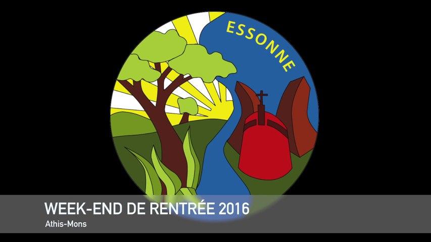 Week-end de rentrée 2016 à Athis-Mons