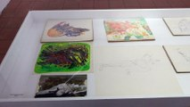 Exposition Etienne BLANC - Villa Tamaris-Pacha - Peintures - Dessins - Gouaches - Encres de Chine - Pastels