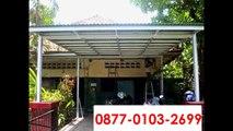 Canopy atap Minimalis Go Green Surabaya, 0877- 0103 – 2699 ( XL )