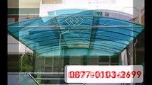 Canopy atap Go Green Surabaya,Tukang Canopy atap Go Green di Surabaya, 0877- 0103 – 2699 ( XL )