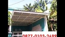 Pasang Canopy Baja Ringan, Tukang Canopy Baja Ringan Surabaya, CALL 0877- 0103 – 2699 ( XL )