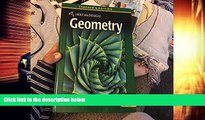 Price Holt McDougal Geometry, Teacher s Edition (Common Core Edition) Edward B. Burger For Kindle