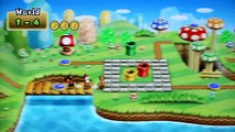 Play as SCOOBY DOO /SHAGGY /HALLOWEEN TOAD in New Super Mario Brothers wii custom texture hack level