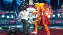 THE KING OF FIGHTERS XIV - Ver. 1.10 - PlayStation Experience 2016  Teaser Trailer   PS4