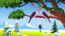 Les douze jours de noël | chansons de Noël populaires pour les enfants
