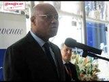 Ouverture de l'hypermarché Abidjan Mall: allocution du ministre Jean Claude Brou