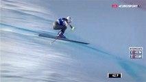 [Zap Sport] La chute spectaculaire de Romane Miradoli (16/12/16)