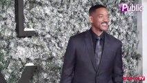 """Vidéo : Will Smith : Leader chic du casting de """"Beauté Cachée"""" à Londres !"""