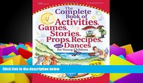 Price The Complete Book of Activities, Games, Stories, Props, Recipes, and Dances: For Young