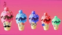 Cakepop Finger Family Rhymes   Finger Family   Nursery Rhyme For Children   Daddy Finger Family