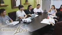 The Greatest Love: Lizelle's business meeting with her siblings | Episode 75
