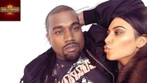 Kanye West Happy To Be Home With Kim Kardashian | Hollywood Asia