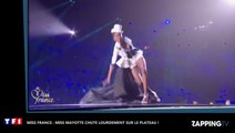 Miss France 2017 – Miss Mayotte chute