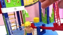Playmobil Summer Fun: espace de jeux deau- Nouveauté new- Samuser dans un parc aquatique- 6670