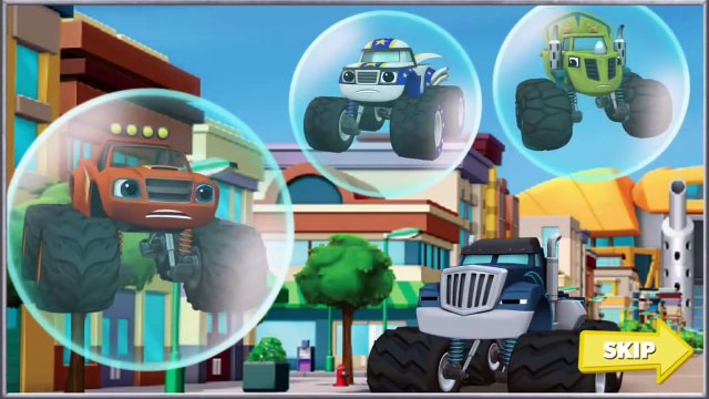 Blaze and the Monster Machines - Blaze: Race to the Rescue Full Game new HD