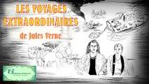 Ces dessins animés-là qui méritent qu'on s'en souvienne - 57 - Les Voyages extraordinaires de Jules Verne