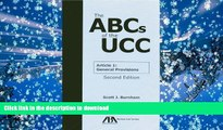 PDF [DOWNLOAD] The ABCs of the UCC Article 1: General Provisions TRIAL EBOOK