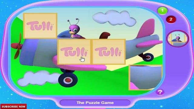 Tulli Puzzle Game From BabyTV - Baby Games for Children Walkthrough