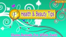HOME REMEDIES FOR WHITE TEETH II सफ़ेद दांतो के लिए घरेलू उपचार II BY SATVINDER KAUR
