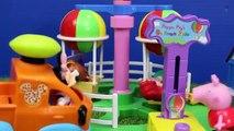 Bubble Guppies amp Peppa Pig Mermaid Hospital with The Little Mermaid Ariel Oona Play Doh