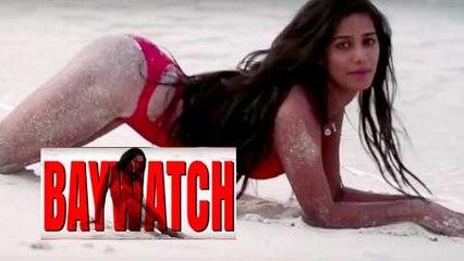 Baywatch With Poonam Pandey | Hot Video | Priyanka Chopra