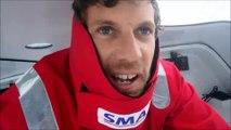 J41 : Des conditions très rudes pour Paul Meilhat / Vendée Globe