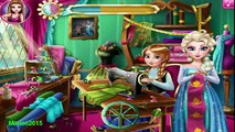 Disney Frozen Design rivals - Frozen games - Princess Anna and Elsa new