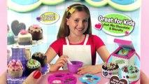 Cupcakes ohne Backen selber machen - Mini Makes Cupcakes Set Kinderküche | Unboxing