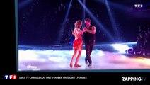 DALS 7 : Camille Lou fait tomber Grégoire Lyonnet par terre pour leur dernière danse (déo)