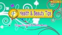Home Remedy for Hair Loss  II  घटते बालो के लिए घरेलु उपचार II By  Satvinder Kaur II