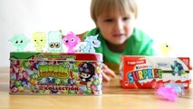Moshi Monsters Limited Editin Rox Collection 2 Kinder Surprise Disney Monsters University Video
