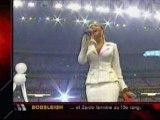 Beyonce Superbowl 2004 Hymne américain