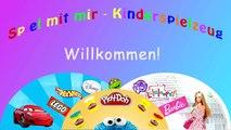 Play Doh Ice Cream Cone Container Play Doh Eis kneten aus Knete / Sweet Shoppe / deutsch