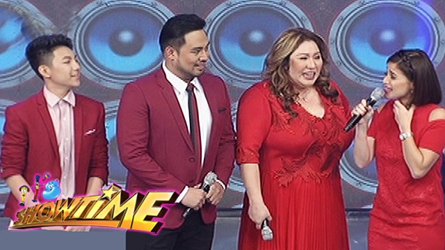 """It's Showtime: Anne Curtis' """"Anne-Kapal"""" performance"""