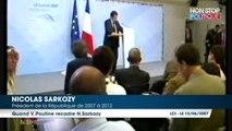 """Nicolas Sarkozy """"humilié"""" par Vladimir Poutine : l'ancien conseiller dément les propos"""
