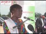 Mariétou Koné invite les cadres du Moronou à être des artisans de paix auprès des populations