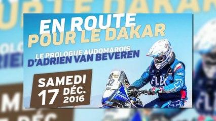 Adrien Van Beveren : Rendez vous à 13h30 pour son prologue audomarois