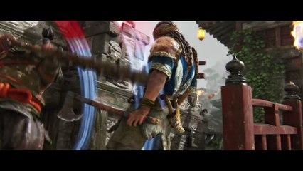 The Shugoki (Samurai Gameplay) – Hero Series #7 de For Honor