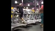 Excellent Gym Recovery (Ultimate Gym Fail Compilation) Funny Man Falling At Gym From Treadmill