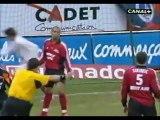 Le but légendaire de Ronaldinho avec le PSG face à Guingamp en 2003