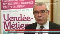 Le forum Vendée Métiers 2016 : Yves Auvinet (Vendée)