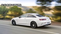 2018 Mercedes E Class Coupe vs C Class Coupe