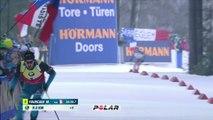 Biathlon - CM (H) - Nove Mesto : Martin Fourcade domine la poursuite, Fillon Maillet troisième