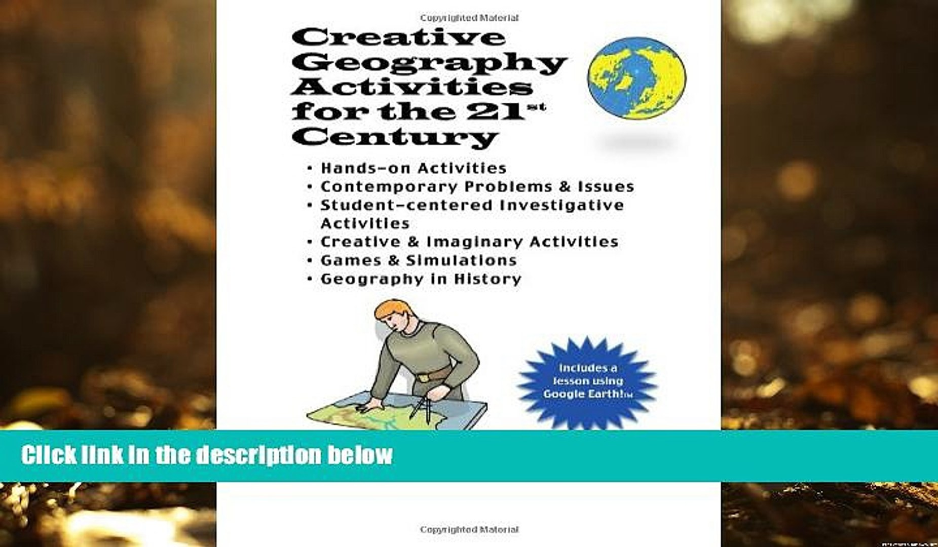 Audiobook Creative Geography Activities for the 21st Century Richard Di  Giacomo Audiobook Download